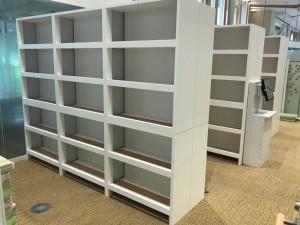 オーダー 注文 造作 家具 什器 公共施設 図書館 本棚