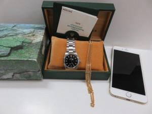 ロレックス・K18・iphone お買取りさせて頂きました。