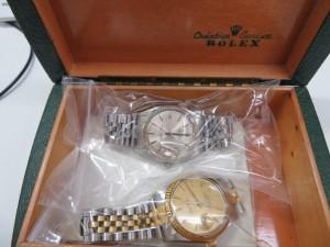 ロレックス 腕時計をお買取りさせて頂きました。