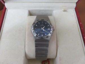 オメガ コンステレーション 紳士腕時計をお買取りさせて頂きました。