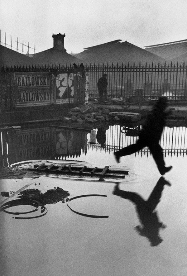FRANCE. Paris. Place de l'Europe. Gare Saint Lazare. 1932.