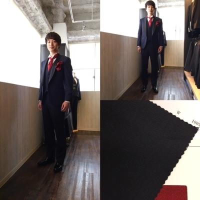 #新郎衣装オーダータキシード大阪