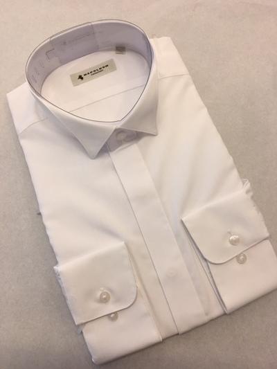 ウィングカラーシャツ大阪梅田
