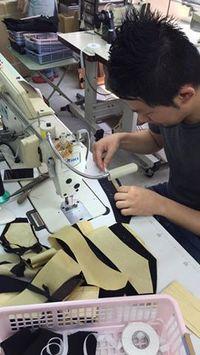 4-大阪谷町自社工房縫製