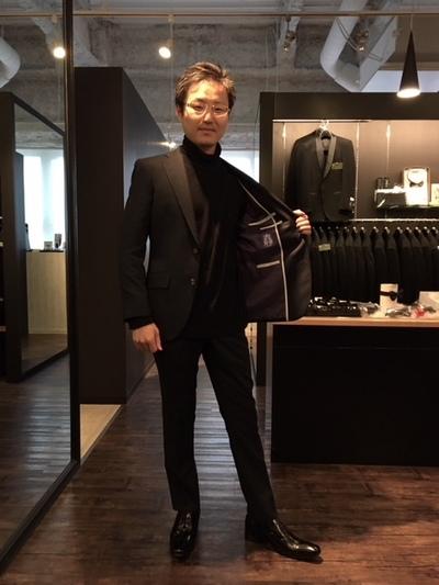 三成オーダースーツ大阪梅田