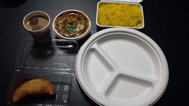チキン カダ マサラ(Chicken Khada Masala)