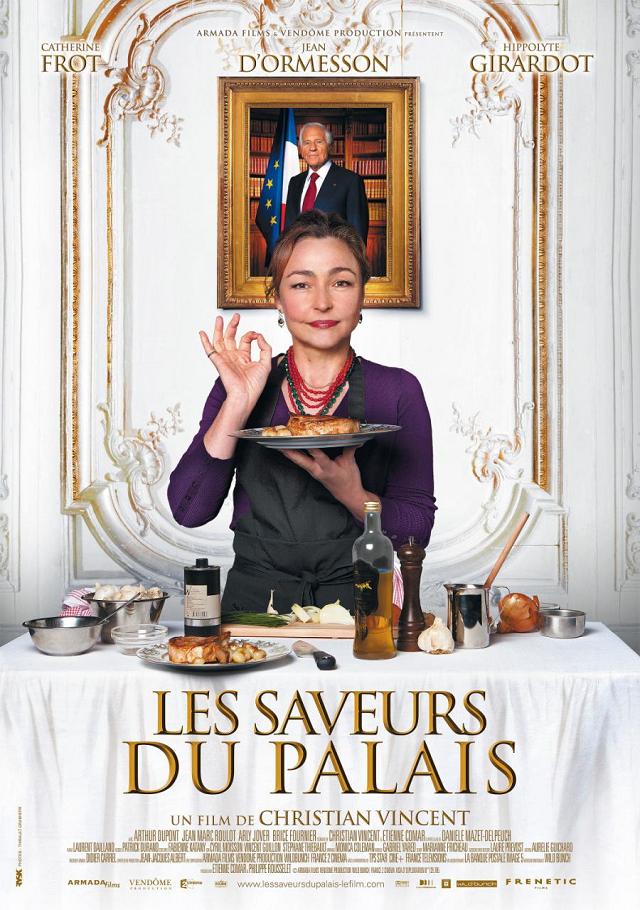 映画「大統領の料理人」4