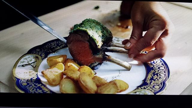映画「大統領の料理人」7