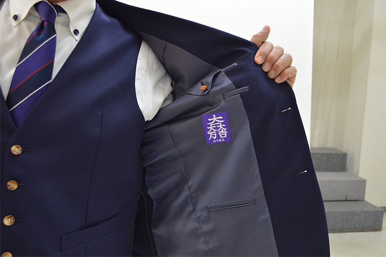 石田三成 武将 スーツ