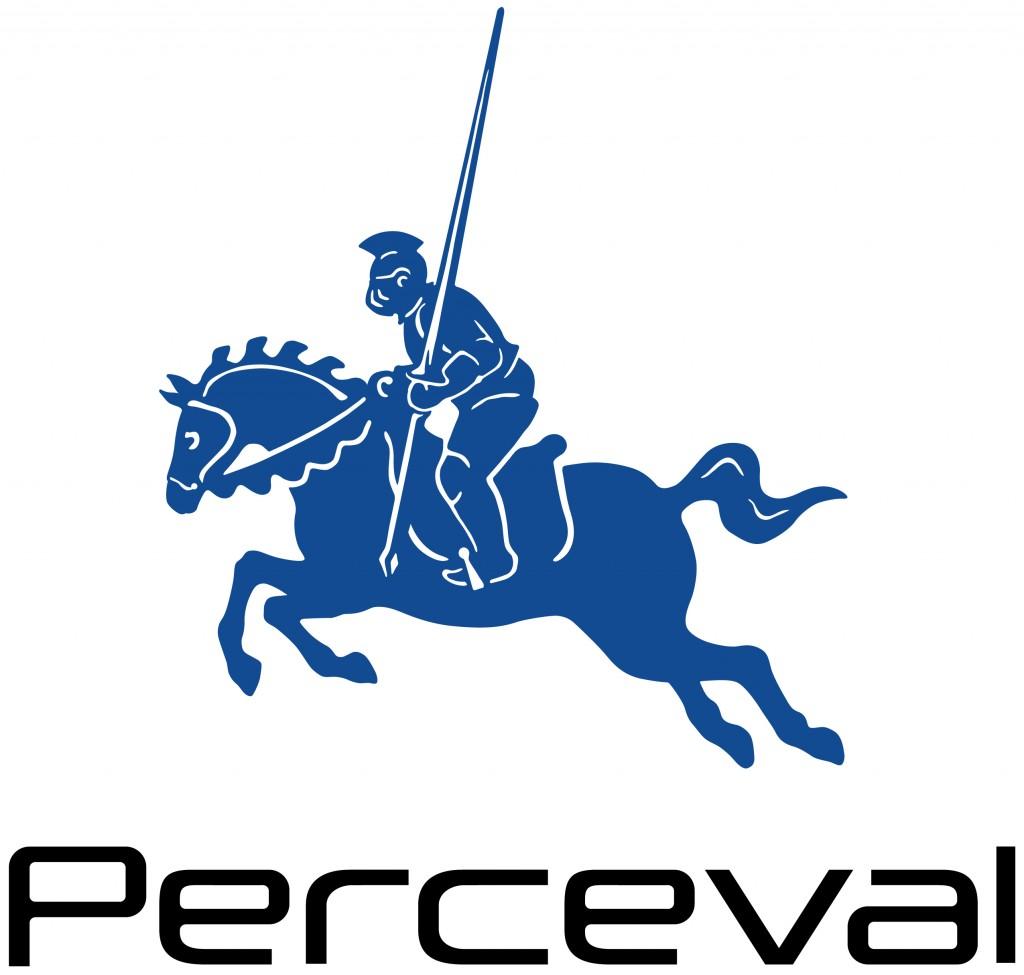 パーシヴァル ロゴ perceval logo