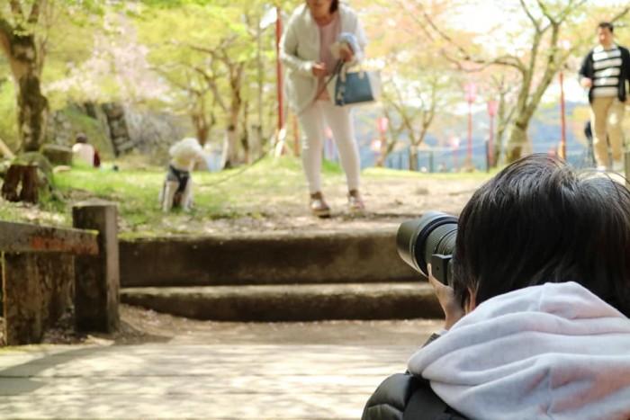 西村カメラマン