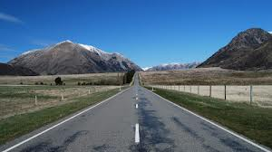 Road in NZ
