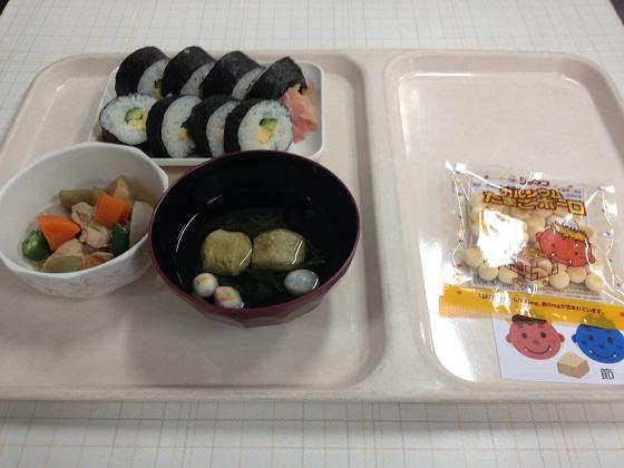 2月3日節分 常食.JPG