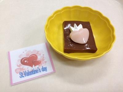 バレンタインチョコムース2.JPG