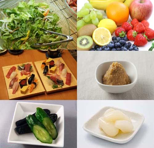 酵素を多く含む食品