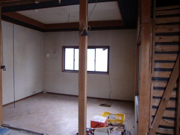 東側洋室DIY
