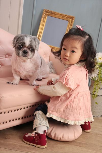 女の子2歳