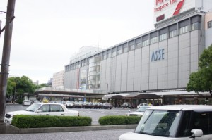 進化した広島駅
