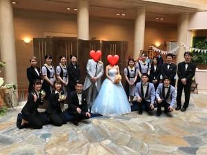 大阪にて後払い格安結婚式をプロデュース