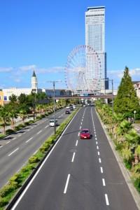 大阪のお買いのもスポット「りんくうプレミアム・アウトレット」