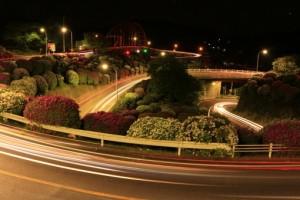 広島県アクセス 車 第二・第三音戸大橋