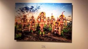 大阪梅田で民族の写真展開催