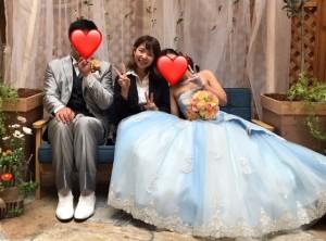 大阪にて格安後払い結婚式をプロデュース