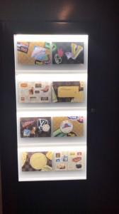 ルイ・ヴィトン展では特別なポストカードがもらえます