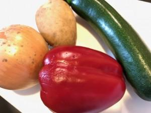 夏野菜をしっかり食べて夏バテ予防