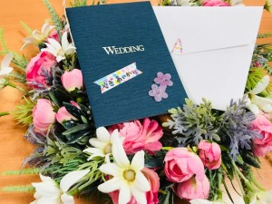 卒花嫁からいただいた感謝のお手紙