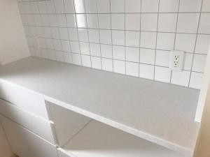 オーダー 造作 家具 マンション キッチン 家電 収納 食器棚 カップボード