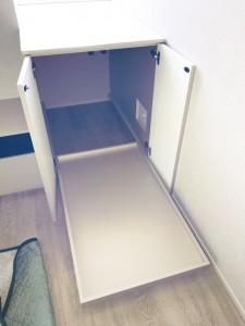 オーダー 家具 収納 デスク テレビボード 寝室