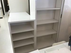オーダー 造作 家具 什器 病院 クリニック カルテ 収納 棚