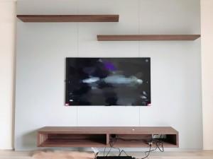 オーダー 造作 家具 大阪 神戸 テレビボード リビング 壁面