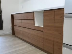 オーダー 造作 家具 大阪 神戸 収納 キッチン カウンター