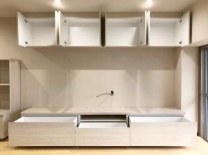 オーダー 家具 大阪 神戸 テレビボード リビングボード 収納