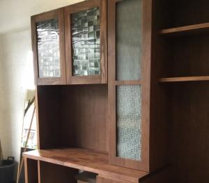 オーダー家具 大阪 神戸 家具工房アートワークス キッチン リビング 収納 棚