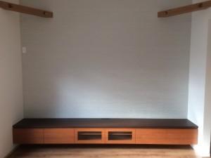 オーダー家具 家具工房アートワークス 神戸 大阪 テレビボード TVボード