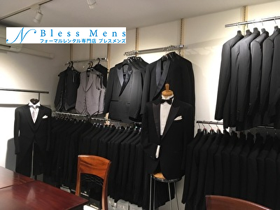 ブレスメンズ大阪店