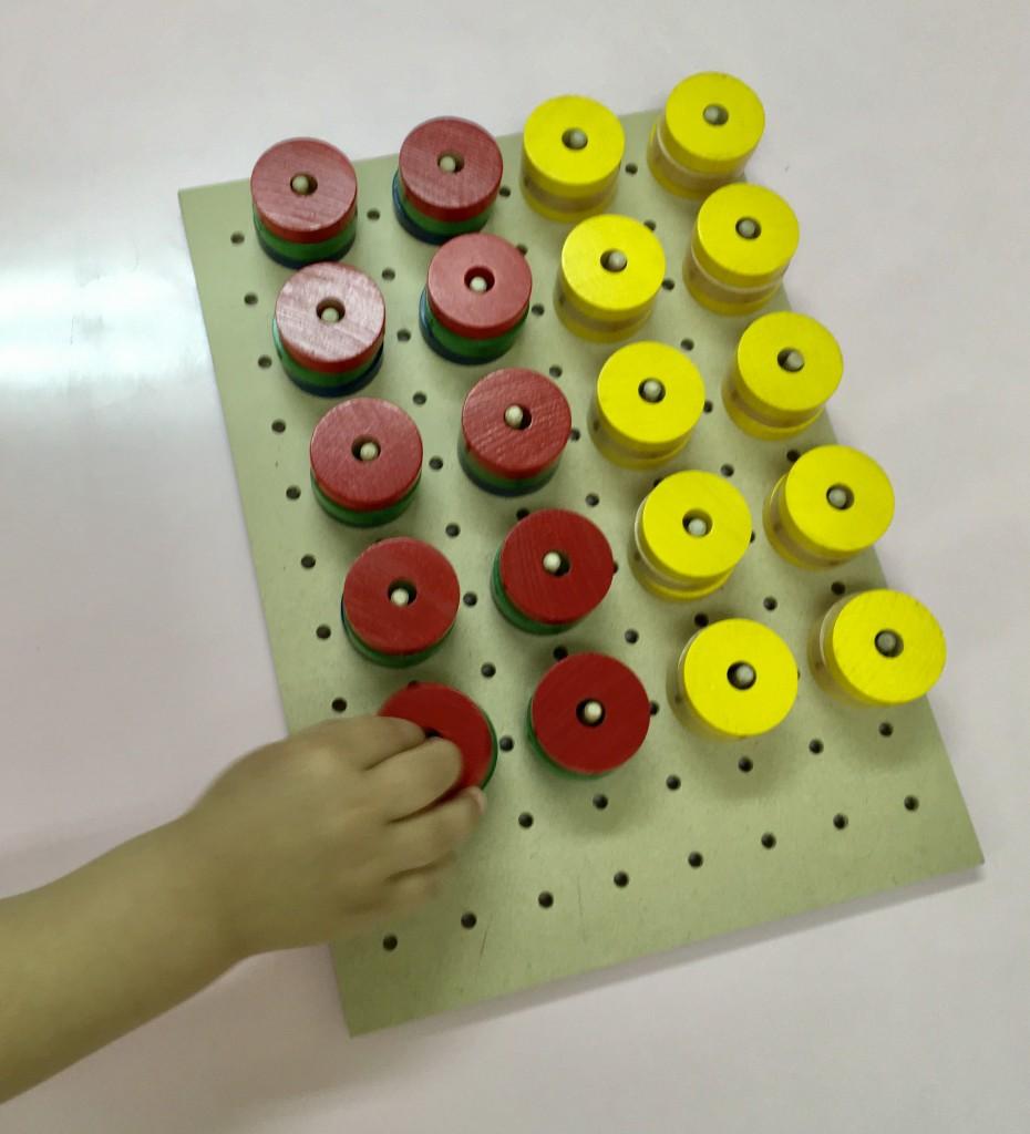手作りピンボード