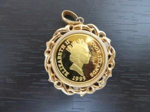 本日も金貨をお買取りさせて頂きました。