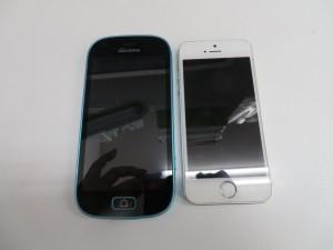 携帯電話 docomoラクラクホーン・アイホンをお買取りさせて頂きました。