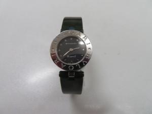 ブルガリレディース腕時計のお買取りさせて頂きました。