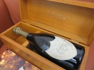 ドンペリ RESERUEDEL 1993年お買取りさせて頂きました。
