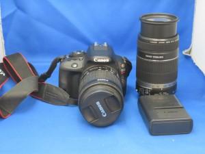 本日はCanonデジカメEOS X7をお買取りさせて頂きました。