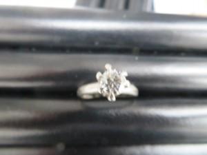 本日はダイヤモンドリングをお買取りさせて頂きました。