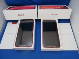 本日はiPhoneXRを買い取りさせていただきました。