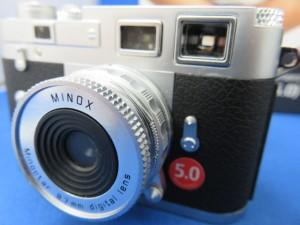 ミニチュアライカデジタルなど多数のカメラをお買取りさせて頂きました。