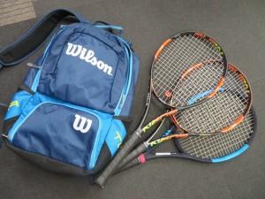 今回は硬式テニスラケットをお買取りさせて頂きました。