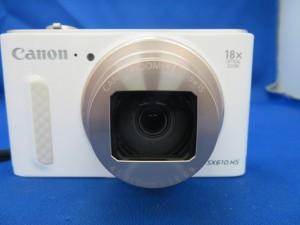 本日はCanonのデジタルカメラをお買取りさせて頂きました。